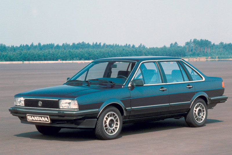 Volkswagen Santana CX