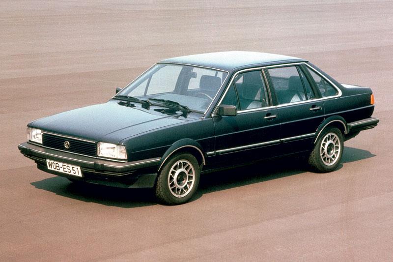 Volkswagen Santana LX Diesel