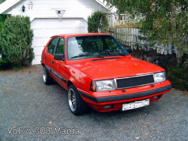 Volvo 360 Sedan