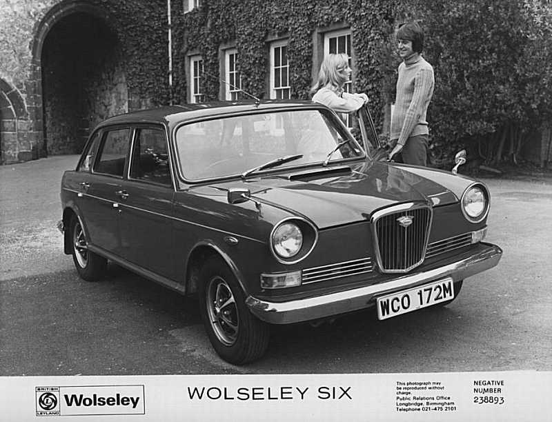 Wolseley Six