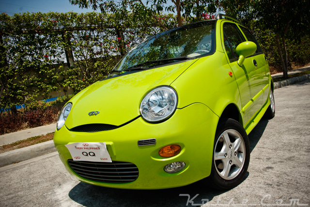 Chery Sweet (QQ) 0.8 MT