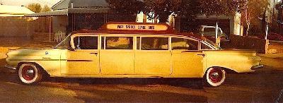 Chevrolet Bel Air Delray Biscayne 4.6