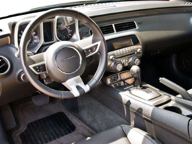 Chevrolet Camaro 2LT Coupe