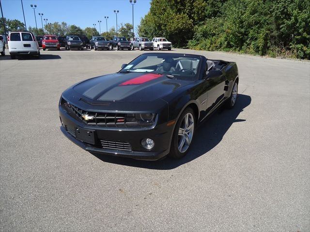 Chevrolet Camaro Convertible 1SS