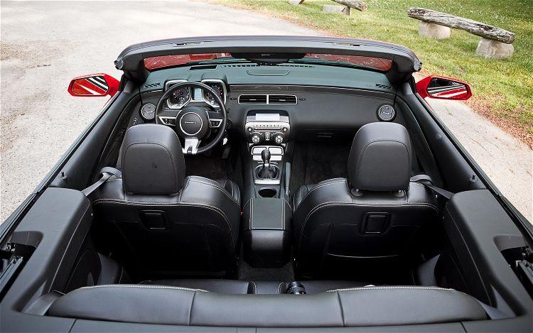 Chevrolet Camaro Convertible 2SS
