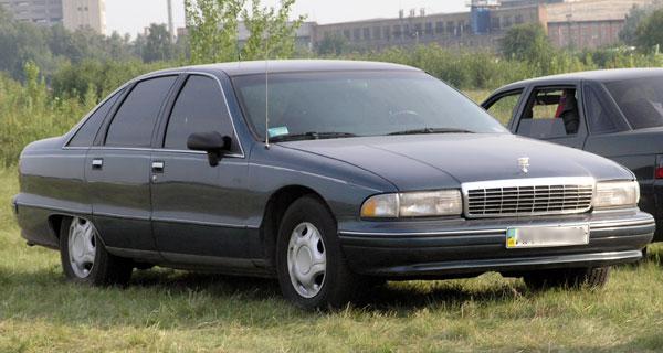 Chevrolet Caprice 5.0