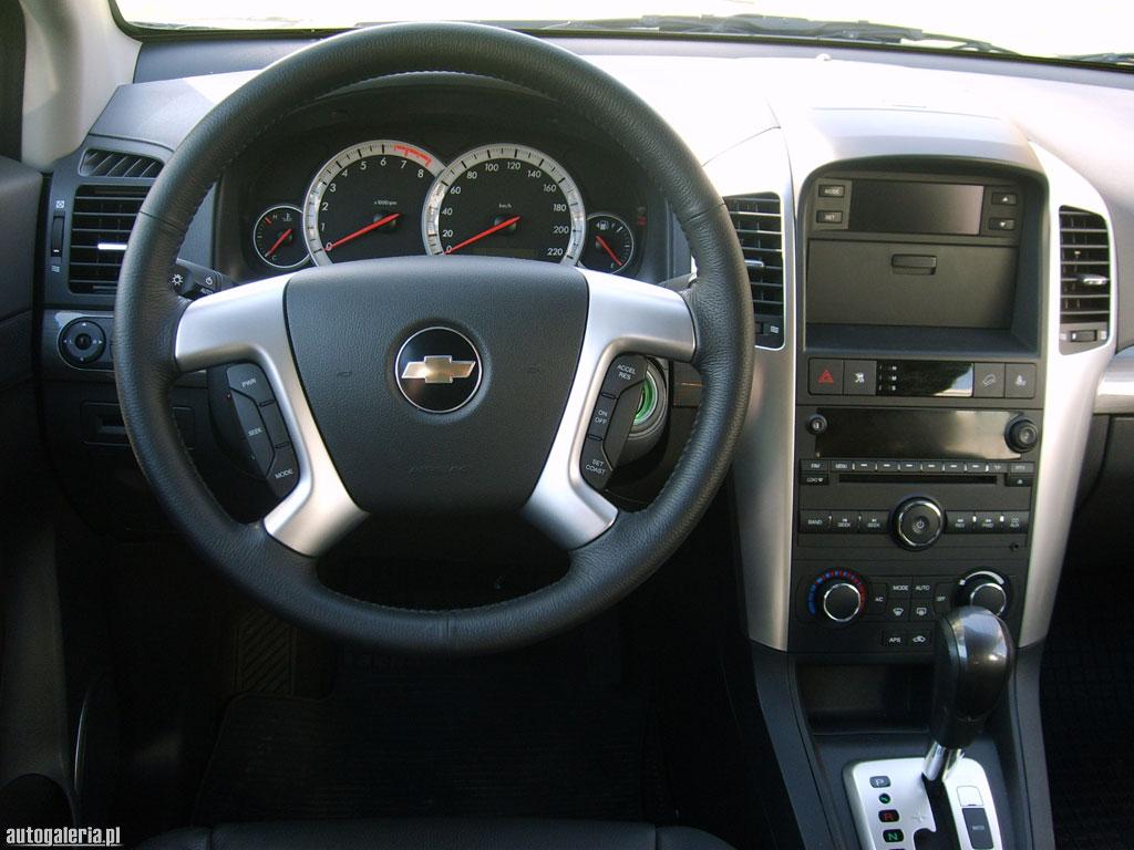 Chevrolet Captiva 3.2 LT