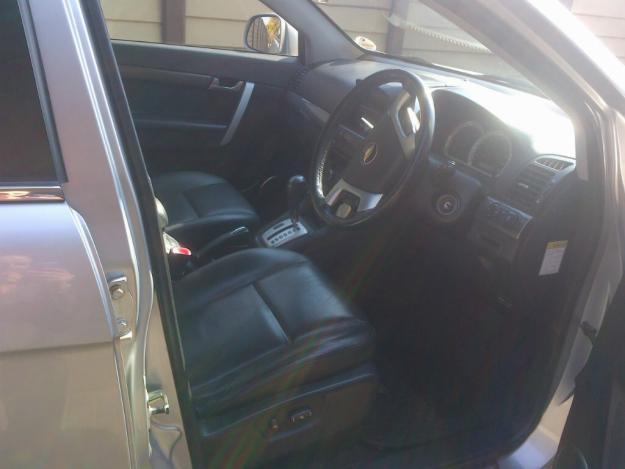 Chevrolet Captiva 3.2 LTZ Automatic