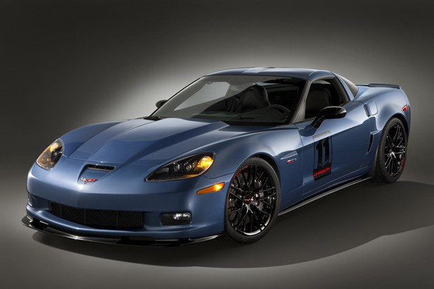 Chevrolet Corvette Z06 Carbon