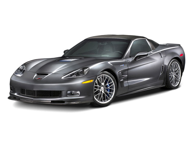 Chevrolet Corvette ZR1 3ZR