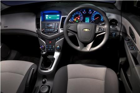 Chevrolet Cruze 1.6 L