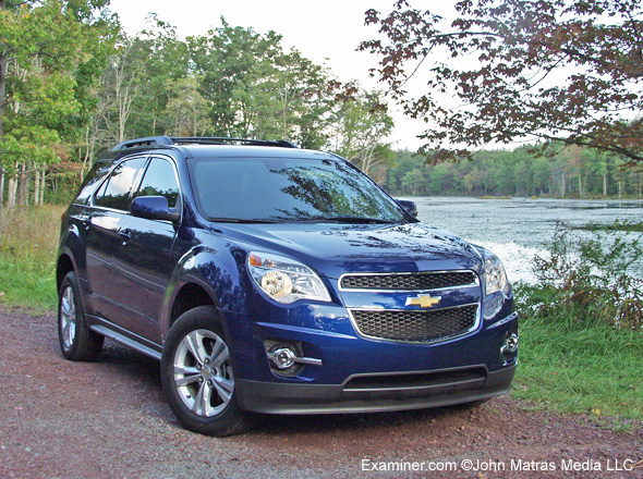 Chevrolet Equinox AWD