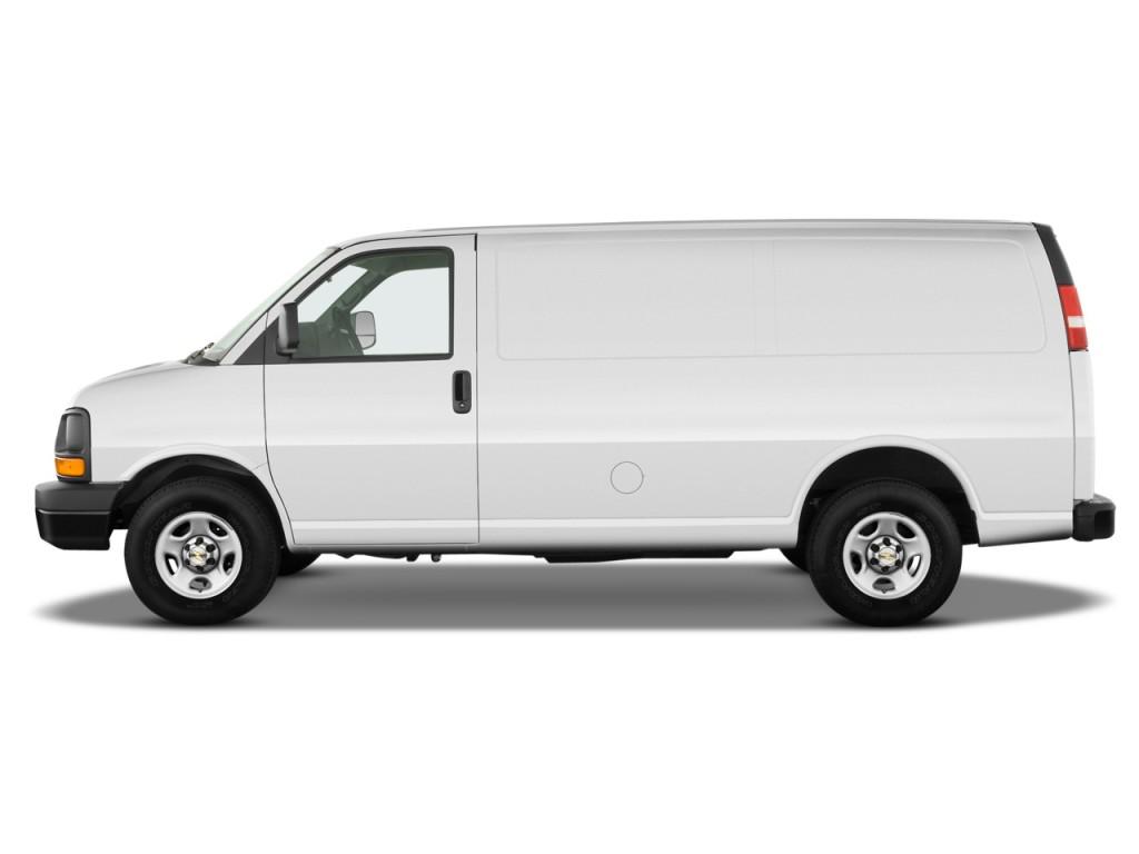 Chevrolet Express Cargo Van 1500