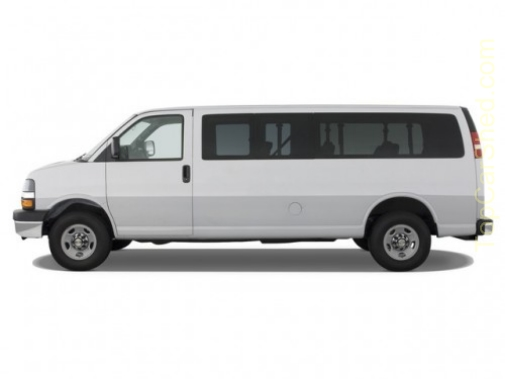 Chevrolet Express Passenger Van 1500 LS Regular