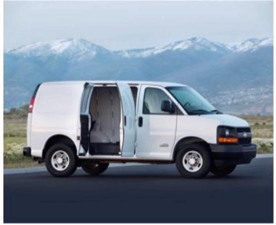 Chevrolet Express Passenger Van LT 1500