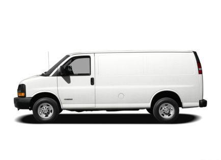 Chevrolet Express Passenger Van LT 3500