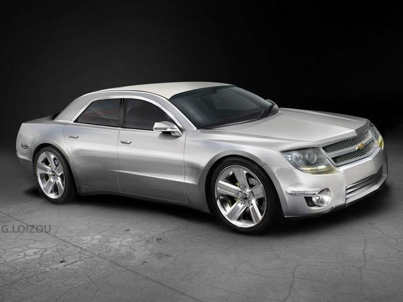 Chevrolet Impala LTZ