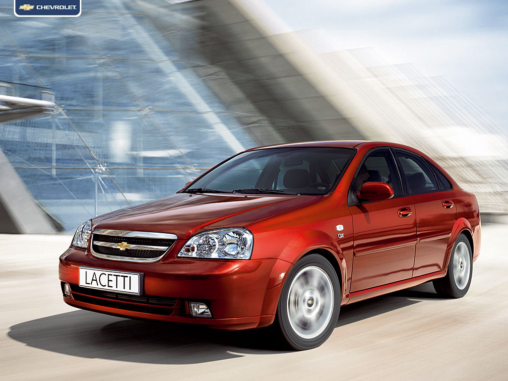 Chevrolet Lacetti 1.8 MT
