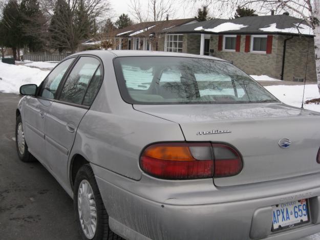 Chevrolet Malibu 3.1 i V6