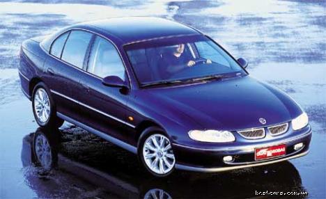 Chevrolet Omega 2.2 i GLX