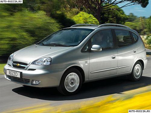 Chevrolet Rezzo 1.6 MT