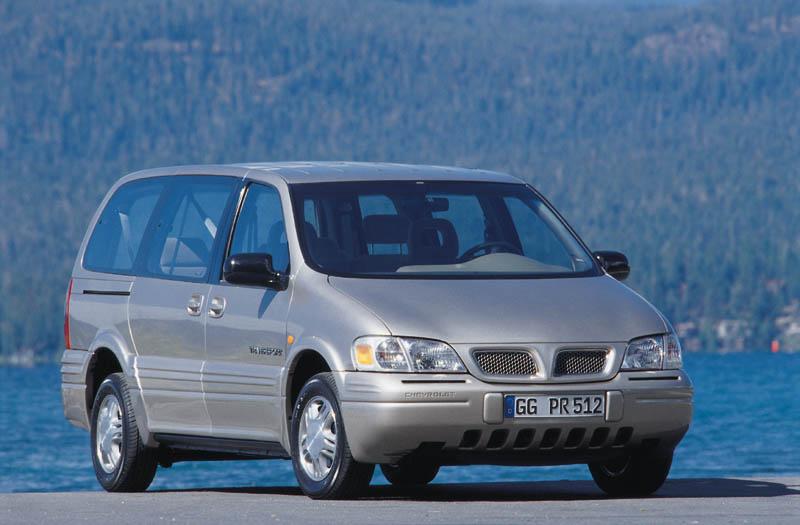 Chevrolet Trans Sport 3.4