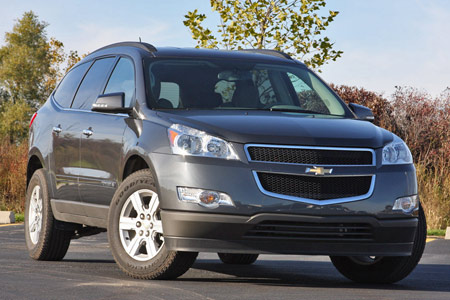 Chevrolet Traverse 1LT