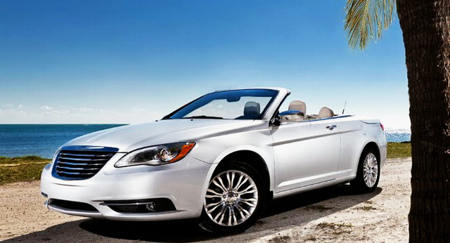 Chrysler 200 Convertible