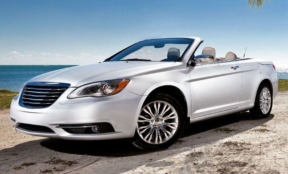 Chrysler 200 Convertible Touring