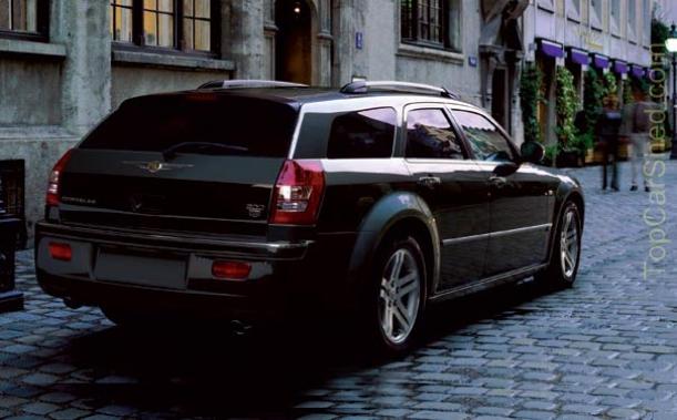 Chrysler 300 C Touring 5.7 Hemi