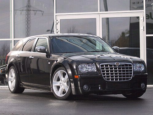 Chrysler 300 Touring A4WD