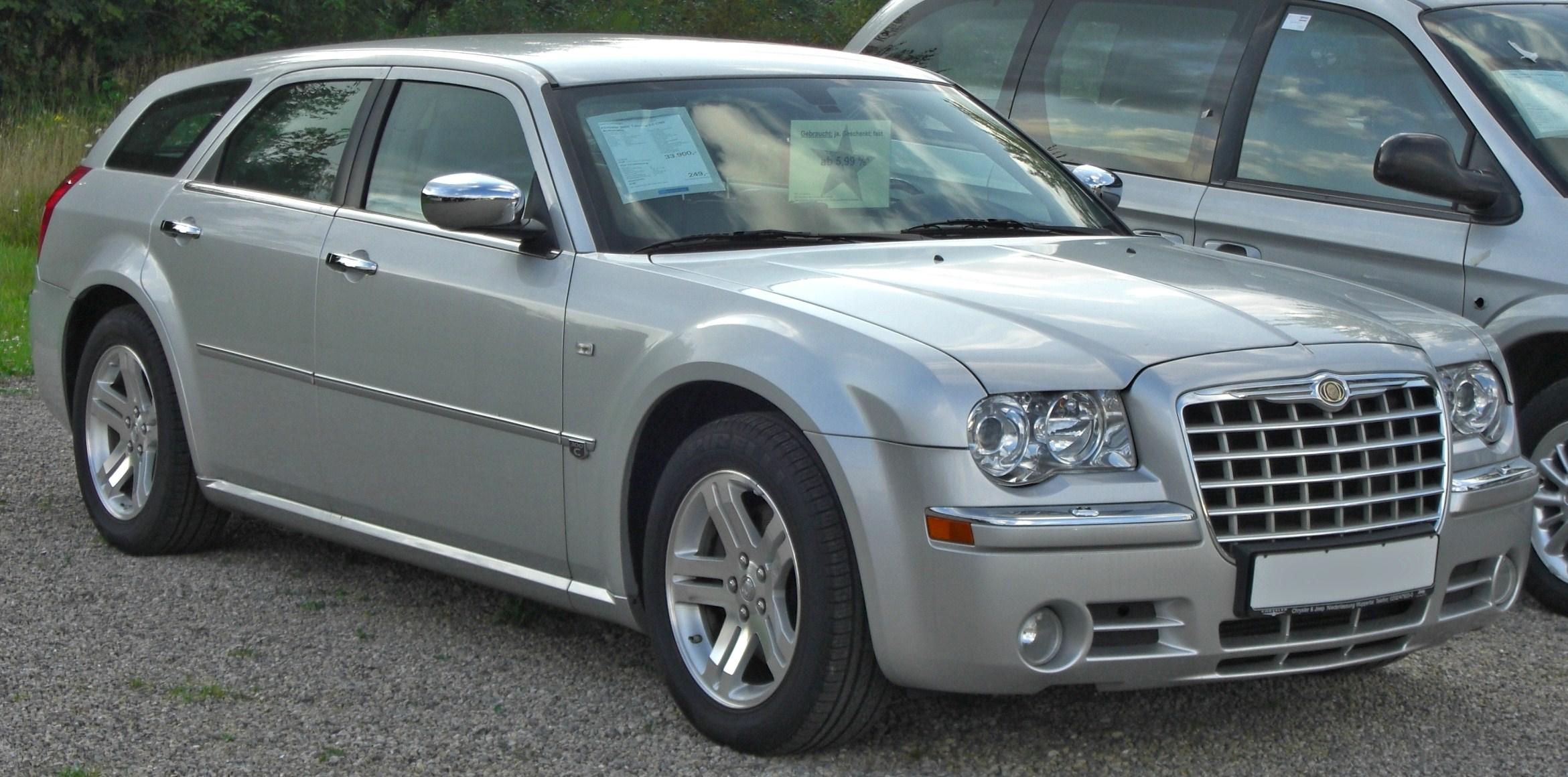 Chrysler 300C CRD Touring