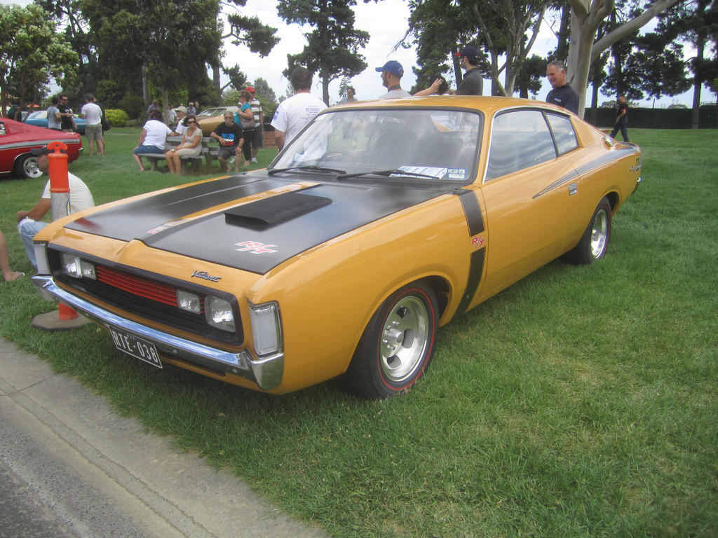Chrysler Charger 5.6 VH