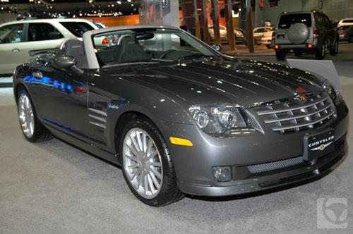 Chrysler Crossfire 3.2 Roadster SRT-6