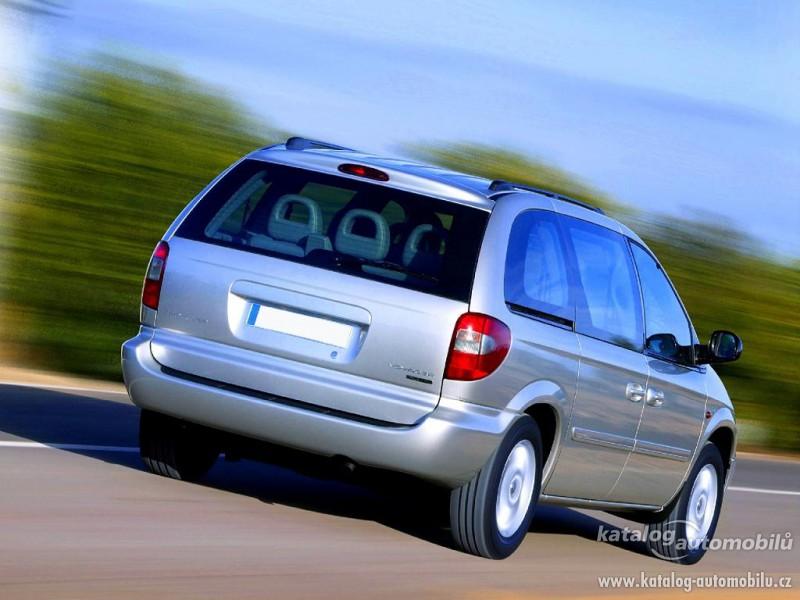 Chrysler Grand Voyager 3.3 V6 AWD