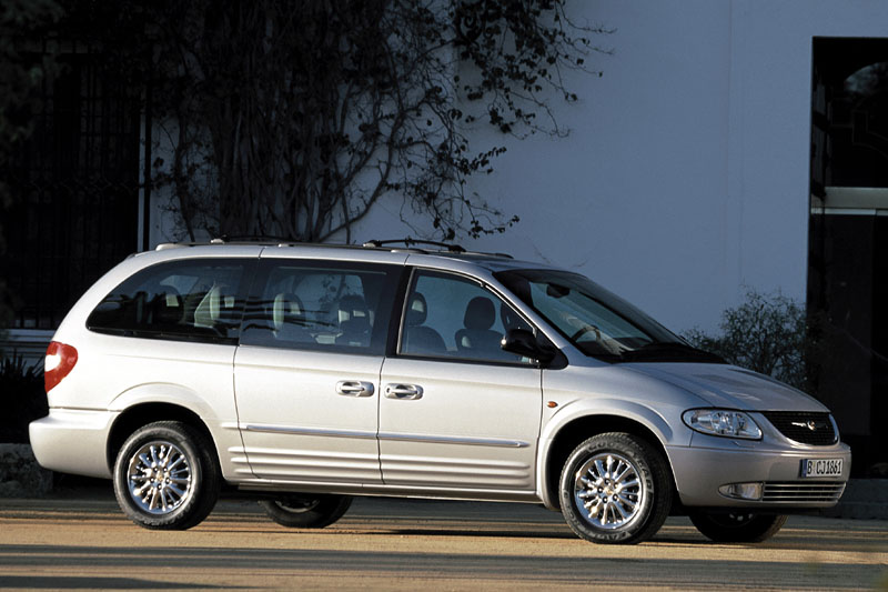 Chrysler Grand Voyager LTD 3.3 V6 AWD