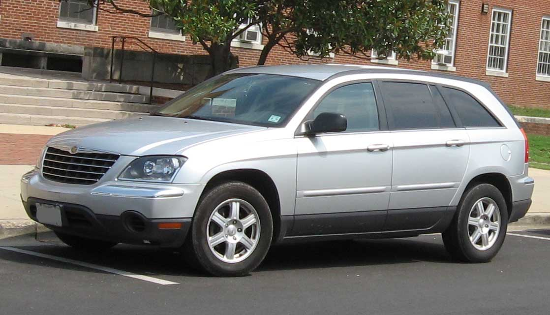 Chrysler Pacifica LX