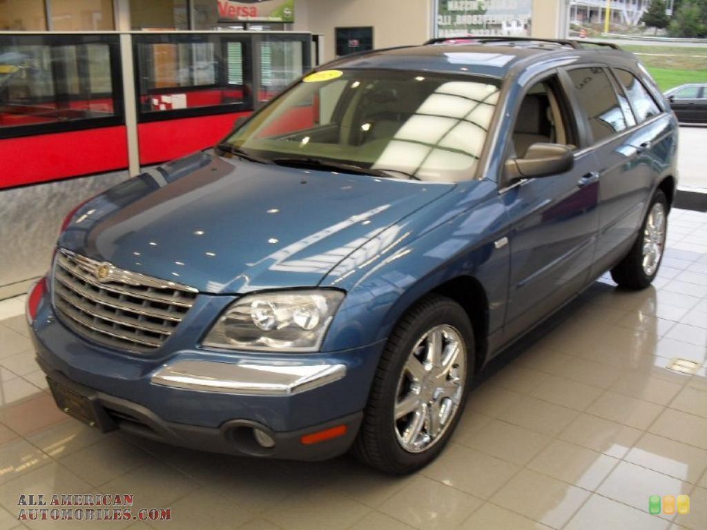 Chrysler Pacifica Signature