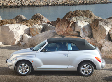 view of chrysler pt cruiser 2 4 limited photos video features and tuning