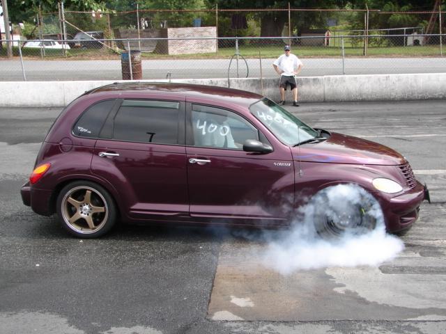 Chrysler PT Cruiser Turbo