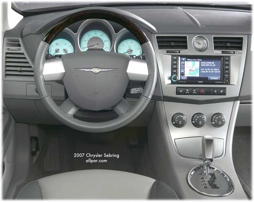 Chrysler Sebring 2.4