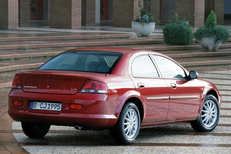 Chrysler Sebring 2.0 i 16V