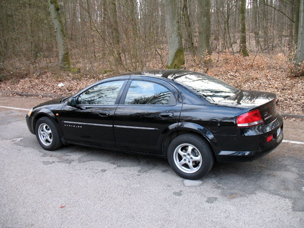 Chrysler Sebring LX 2.7