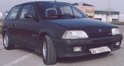 Citroen AX 11 TZX