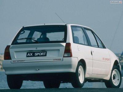 Citroen AX 1.3 Sport