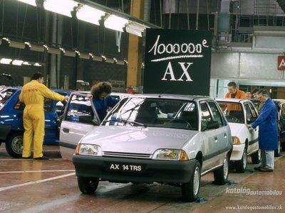 Citroen AX 14 RD