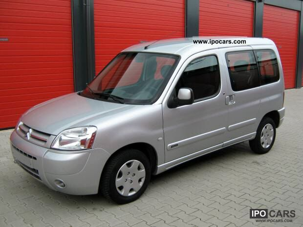 Citroen Berlingo 1.4 Multispace Plus