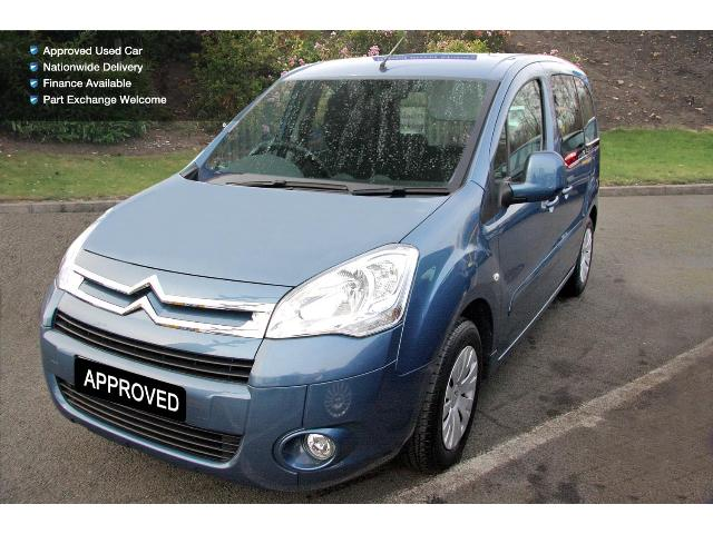 Citroen Berlingo 1.4 65hp MT