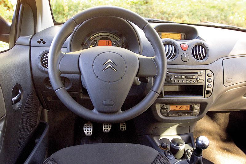 Citroen C2 1.6 i 16V VTR