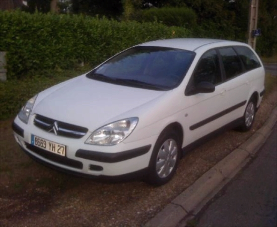 Citroen C5 Break 2.0